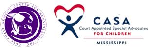 GCWCFN and CASA Ms logos