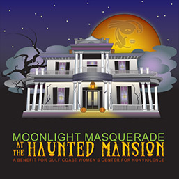 Moonlight Masquerade at The Haunted Mansion