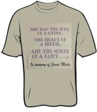 Jessie Bardwell Tee Shirt